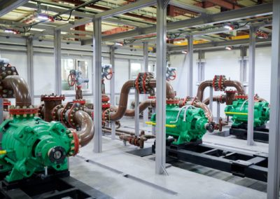Plumbing Parts at Factory